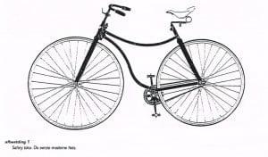 verschillende typen fietsen