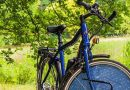 Solar Bike.