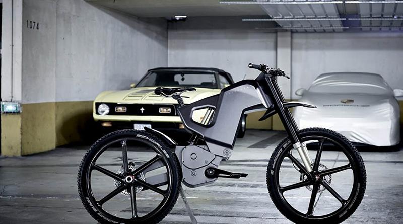 tesla elektrische fiets