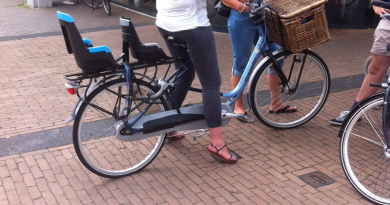 fiets meer bericht