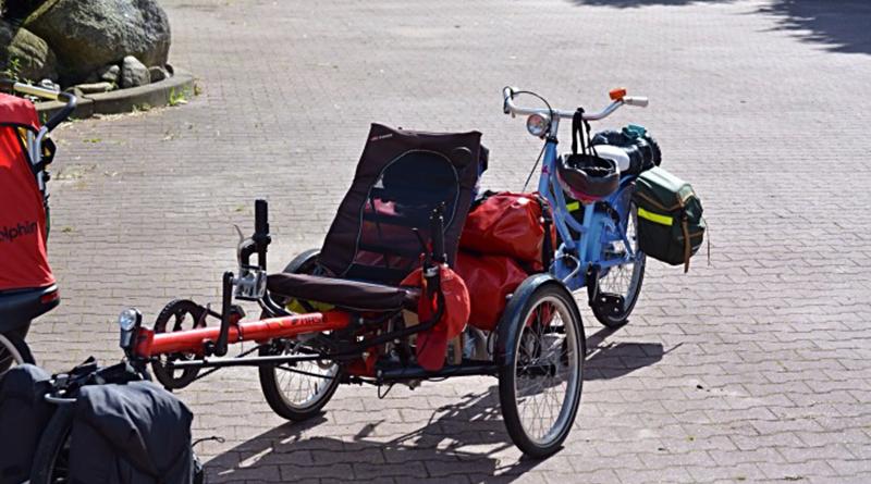 fiets vakantie