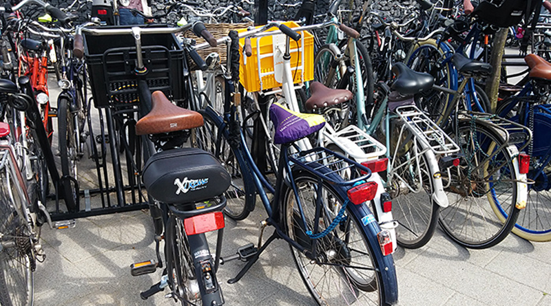 kratjes fiets