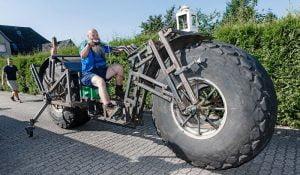 mammoet fiets