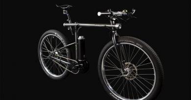Italiaanse e-bike met een iconische statement