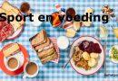Sport en voeding.