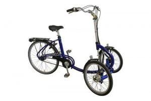 aangepste fiets