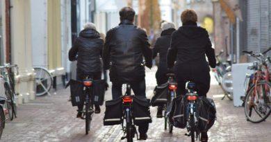 Amsterdamse fietsers krijgen fietspad terug