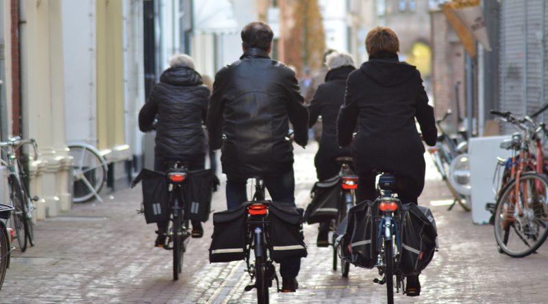 Dit heb je nodig als je wil fietsen in de winter.