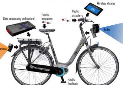 De slimme fiets komt er aan.