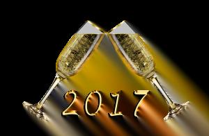 Wij wensen u een voorspoedig 2017!