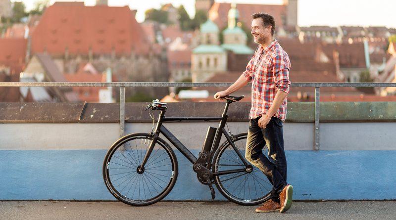De Relo. Ombouwset voor gewone fiets naar E-bike.