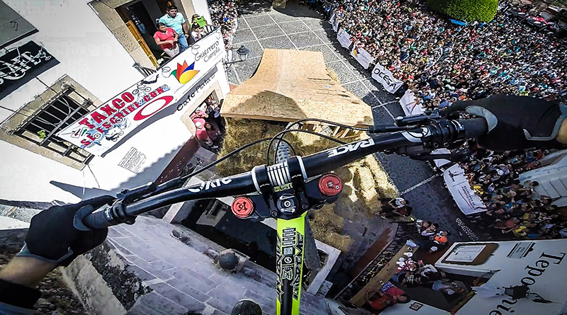 Rémy Métailler Downhill Taxco 2016  – Video #2