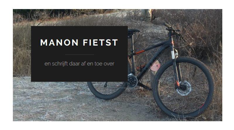 Bloggers over fietsen. Manonfietst.