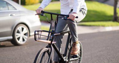 De Volta e-bike ziet er niet uit alsof het een elektrische fiets is
