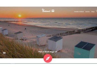 Vernieuwde website en app van VVV Zeeland.