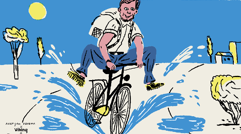 Wat valt er uit historische weerdata te winnen voor de fietser?