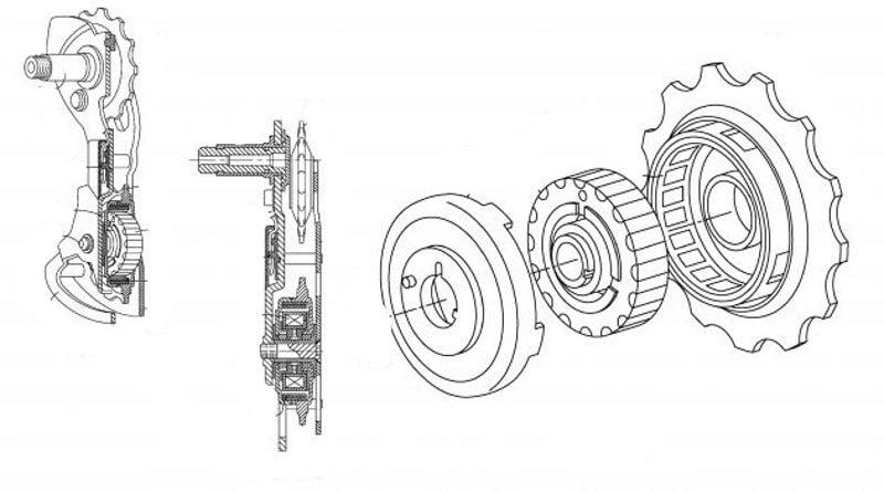 Shimano elektronische versnellingen kunnen zichzelf binnenkort snel opladen.