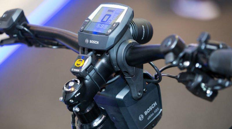 ABS op de E-bike maakt de fiets veiliger.