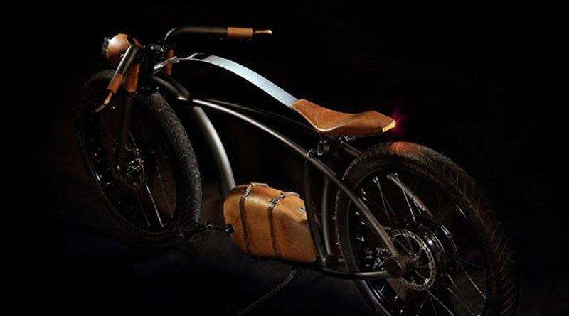 De Retro-fiets van de toekomst ?