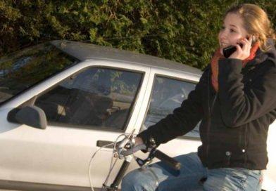 Appende fietsende scholier gebruikt appende ouder als excuus