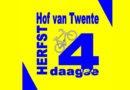 25e Hof van Twente OAD Herfstfiets4daagse  2018